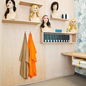 Salon Haarwensen saloninrichting